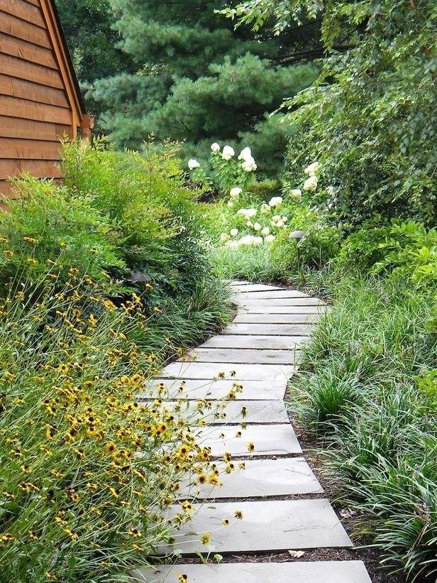 Best 25+ Concrete Path Ideas On Pinterest | Bag Of Cement, Diy intended for Paving Designs For Small Garden Path