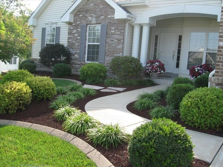 Best 25+ Front Gardens Ideas Only On Pinterest | Yard Design intended for Hard Landscaping Ideas For Front Gardens