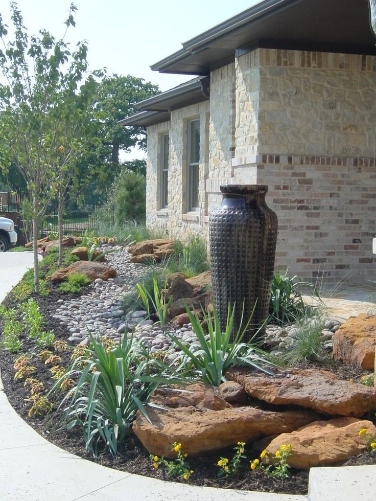 Best 25+ Front Yard Gardens Ideas On Pinterest | Front Yard Tree throughout Rock Garden Ideas For Small Front Yard
