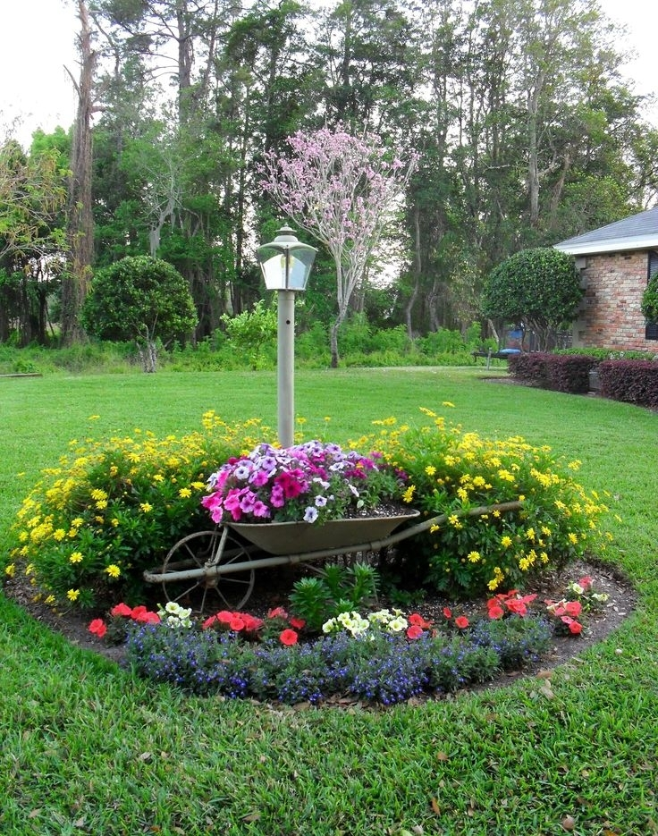 Best 25+ Front Yard Gardens Ideas On Pinterest | Front Yard Tree with Flower Garden Ideas For The Front Yard