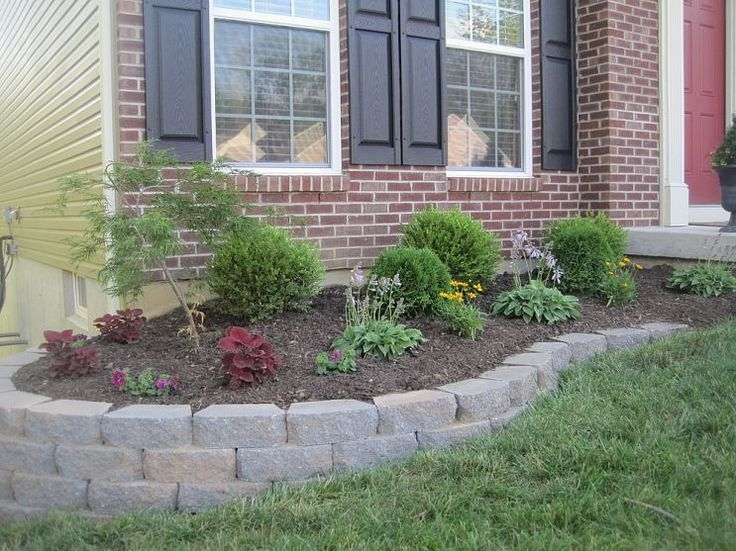 Best 25+ Landscaping Retaining Walls Ideas On Pinterest with regard to Landscaping Ideas For Front Yard Retaining Wall