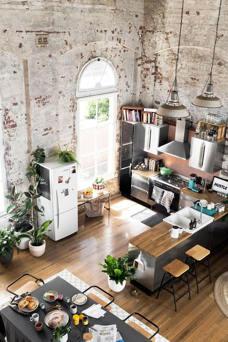 Best 25+ Loft Apartments Ideas On Pinterest | Loft, Industrial throughout Best Design Collection Garden Style Apartments Ideas
