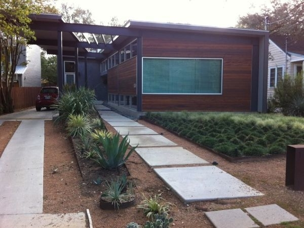 Best 25+ Modern Front Yard Ideas On Pinterest | Modern Landscape with Modern Landscaping Ideas For Small Front Yards