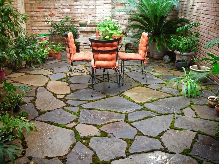 Best 25+ Small Backyard Patio Ideas On Pinterest | Small Fire Pit for Landscaping Ideas For Small Backyard With Patio