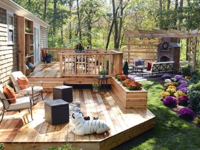 Best 25+ Small Backyard Patio Ideas On Pinterest | Small Fire Pit intended for Landscaping Ideas For Small Backyard With Patio