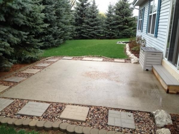 Best 25+ Small Backyard Patio Ideas On Pinterest | Small Fire Pit within Landscaping Ideas For Small Backyard With Patio