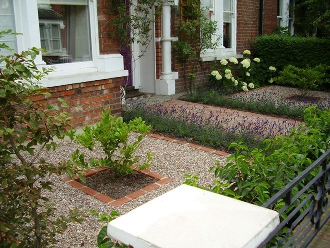 hard landscaping ideas for front gardens