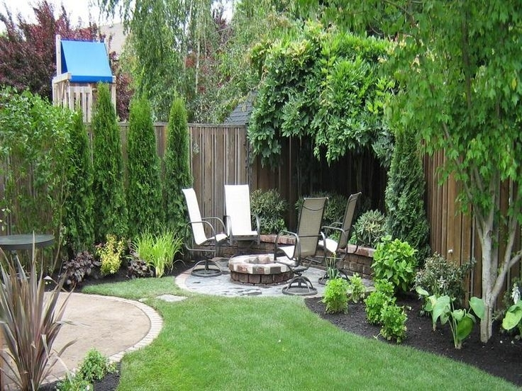 Best 25+ Small Yard Design Ideas On Pinterest | Side Yards, Narrow with Landscaping Ideas For Small Back Gardens