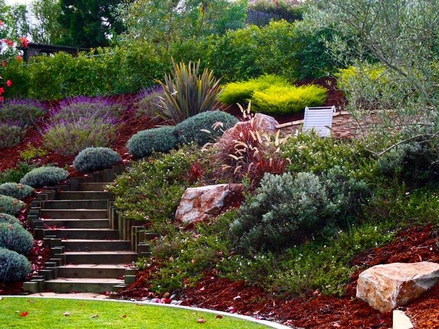 Best 25+ Steep Hillside Landscaping Ideas Only On Pinterest with regard to Landscaping Ideas Front Yard Steep Slope