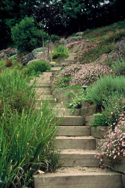 Best 25+ Steep Hillside Landscaping Ideas Only On Pinterest within Landscaping Ideas Front Yard Steep Slope