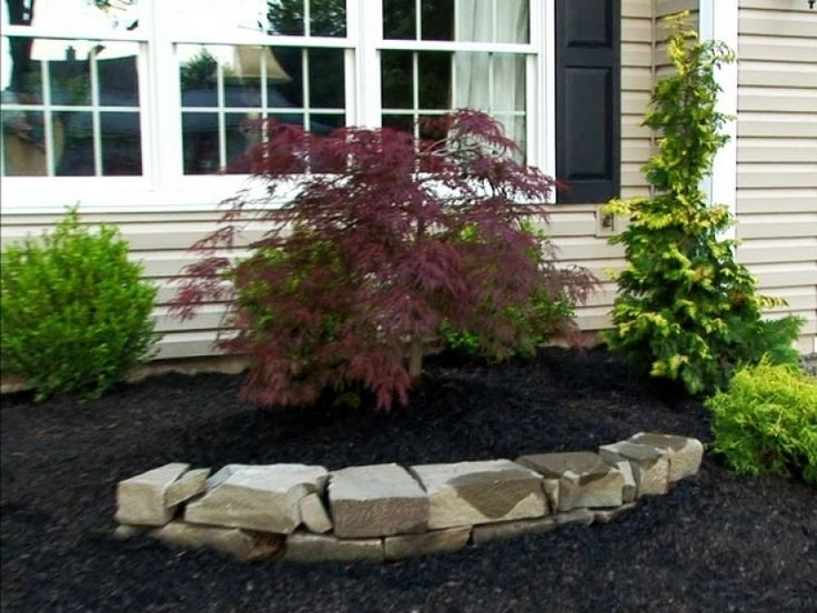 Best 25+ Townhouse Landscaping Ideas On Pinterest | City Style inside Rock Garden Ideas For Small Front Yard