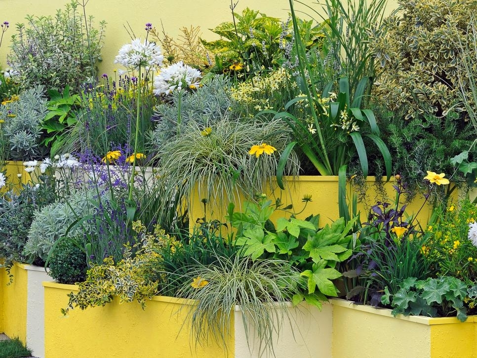 Container And Small-Space Gardening | Diy pertaining to Diy Garden Designs For Small Gardens