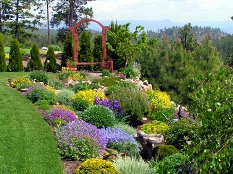 Landscaping Ideas Front Yard Pacific Northwest Garden Design