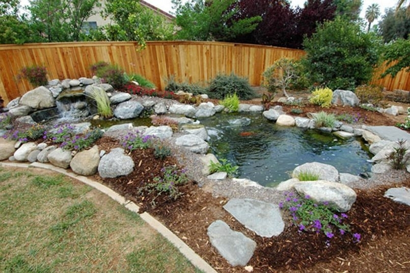 Exterior : Agreeable Breathtaking Small Backyard Landscaping Ideas for Small Backyard Landscaping Ideas Do Myself
