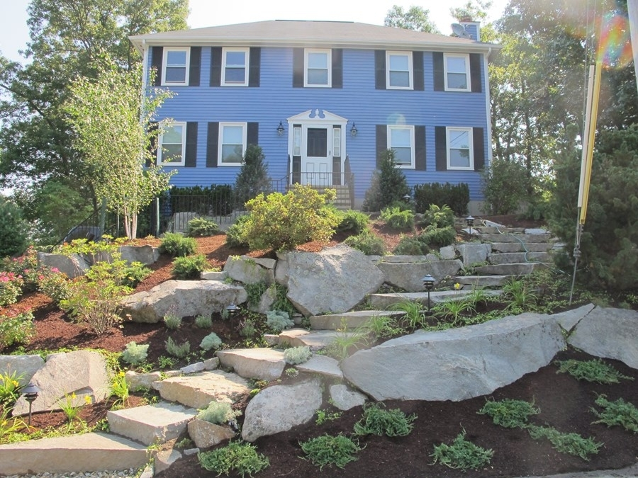 Front Yard Hill Landscaping Ideas - Landscaping Network throughout Landscaping Ideas Front Yard Steep Slope