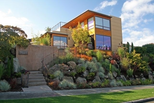 Front Yard Hill Landscaping Ideas - Landscaping Network with Landscaping Ideas Front Yard Steep Slope
