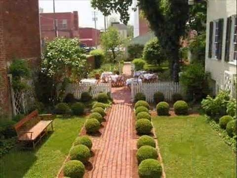 Garden Design Ideas I Garden Design Ideas Small Gardens - Youtube intended for Garden Design Plans For Small Gardens