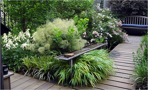 Garden Design Ideas Photos For Small Gardens – Erikhansen throughout Urban Garden Designs Ideas Small Gardens