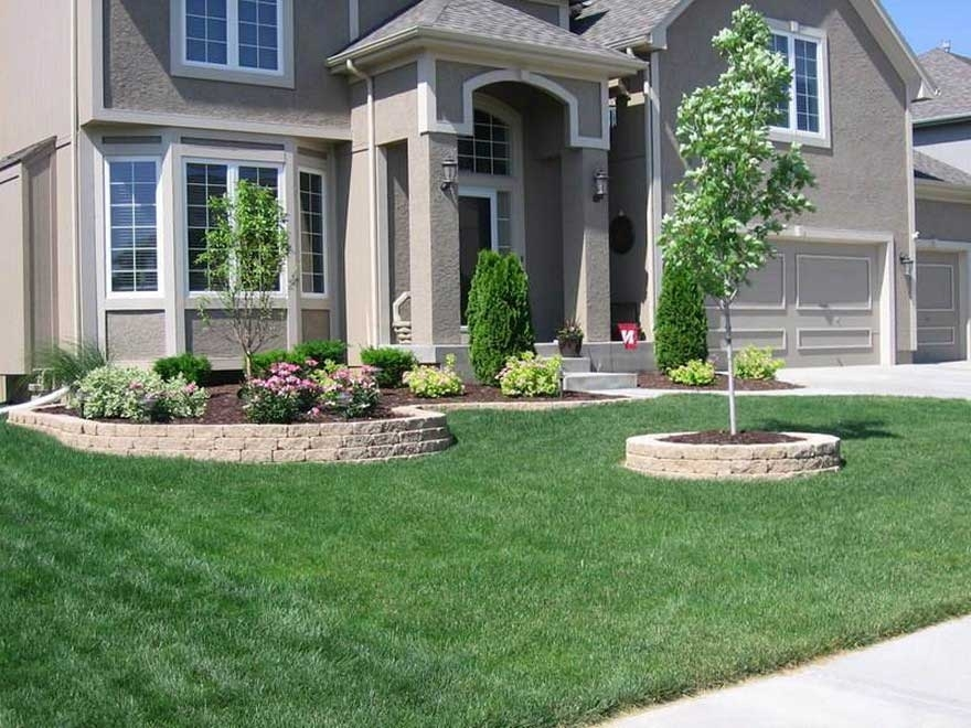 Gorgeous Low Maintenance Landscaping Ideas For Small Front Yard in Low Maintenance Landscaping Ideas For Small Front Yard