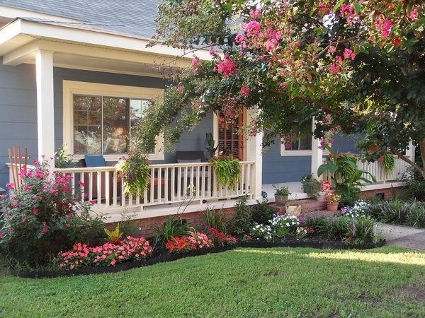 Great Landscaping Ideas For Small Front Yard Small Front Yard inside Planting Ideas For A Small Front Garden