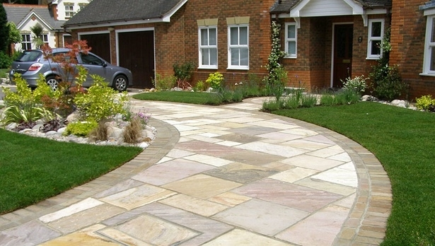 Ideas For Front Gardens And Driveways within Garden Designs For Front Gardens Driveways