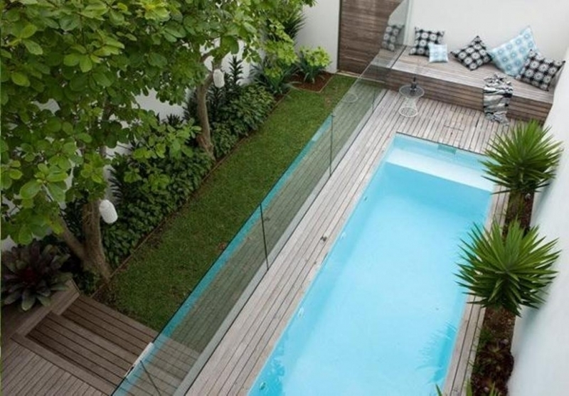 Small Backyard Landscaping Ideas With Pool – Erikhansen in Landscaping Ideas For Small Yard With Pool