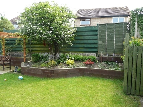 Small Town Gardens • Dewin Designs • Garden Design Cardiff, Penarth with Garden Design For Small Town Gardens