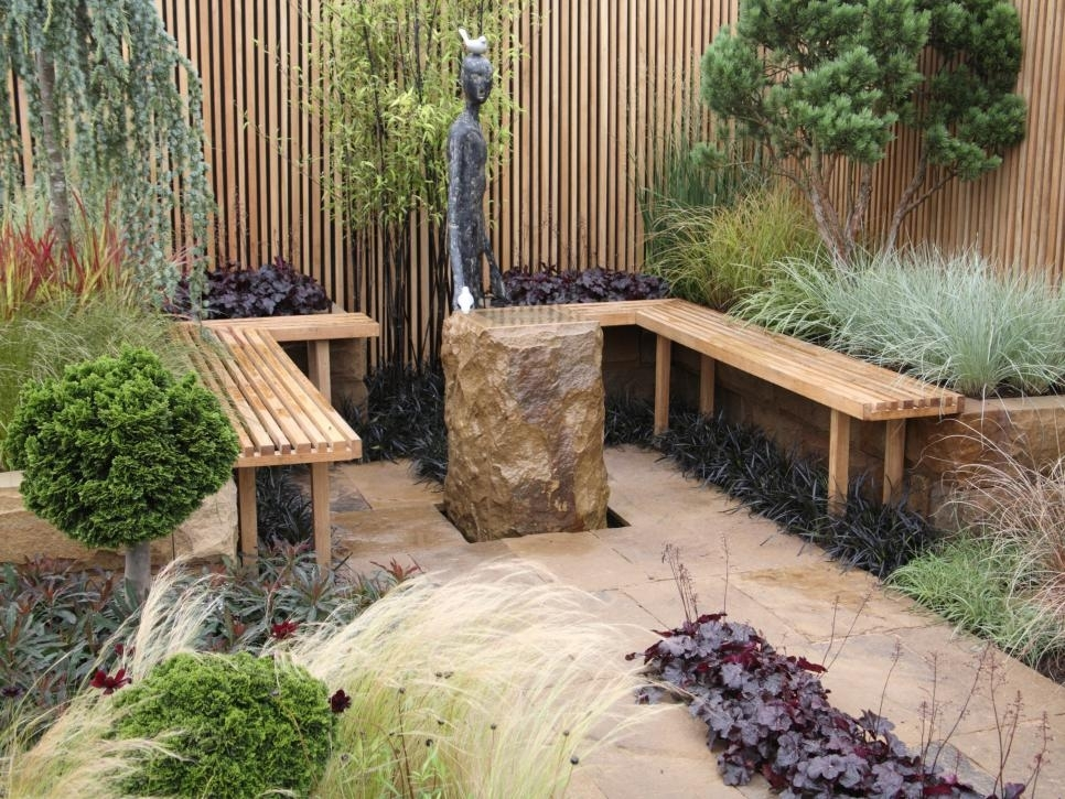 Small Yard Design Ideas | Hgtv intended for Patio Garden Design Ideas Small Gardens