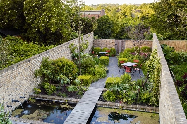 Stunning Designs For Small Gardens 55 Small Urban Garden Design within Urban Garden Designs Ideas Small Gardens