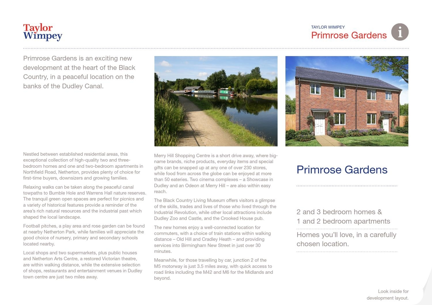 Taylor Wimpey Primrose Gardens By Newhomesforsale.co.uk - Issuu throughout Taylor Gardens Apartments