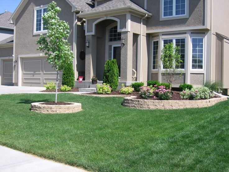 Top 25+ Best Cheap Landscaping Ideas Ideas On Pinterest | Cheap pertaining to Simple Garden Ideas For Front Yard