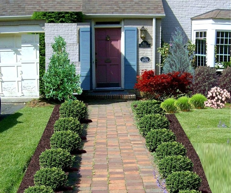 Top 25+ Best Small Front Yards Ideas On Pinterest | Small Front for Landscaping Ideas For Small Front Yards