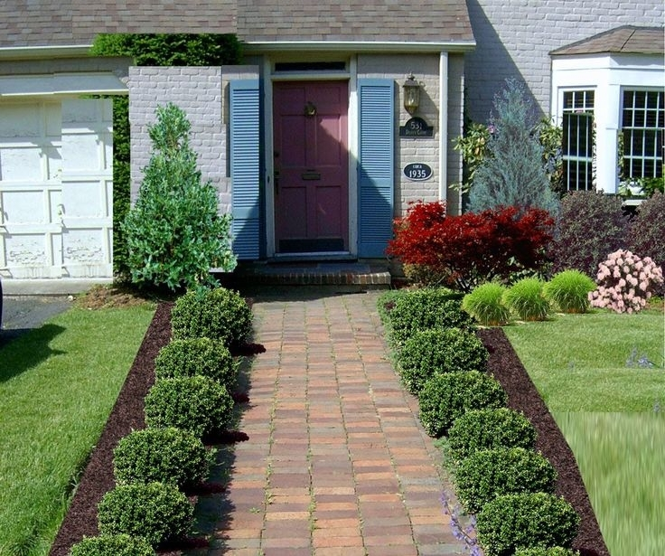 Top 25+ Best Small Front Yards Ideas On Pinterest | Small Front throughout Planting Ideas For Small Front Gardens
