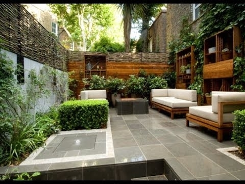 Urban Garden Design Ideas And Pictures - Youtube with regard to Urban Garden Designs Ideas Small Gardens