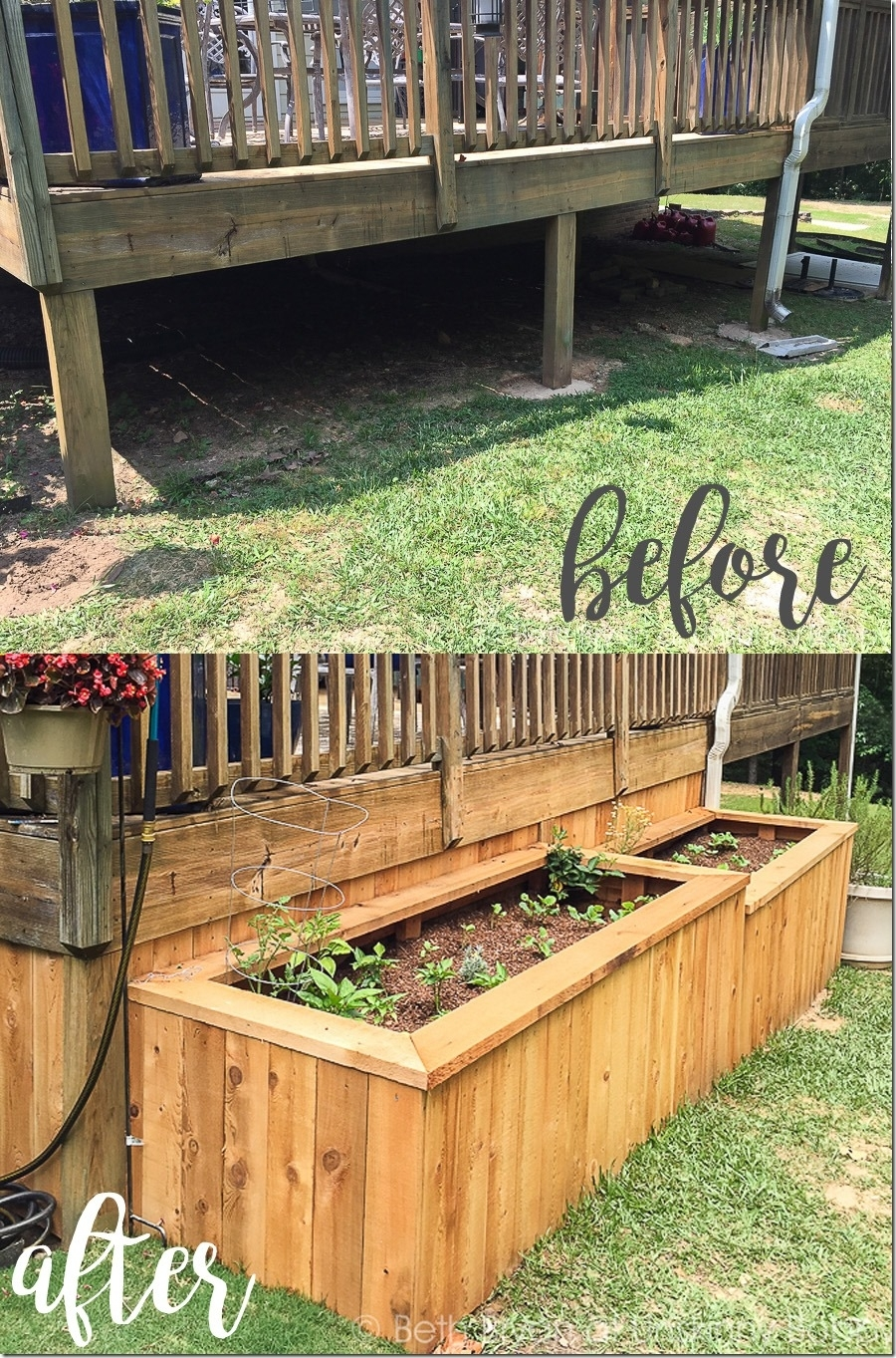 A Backyard Makeover With Raised Garden Beds - Unskinny Boppy with regard to Backyard Garden Raised Beds