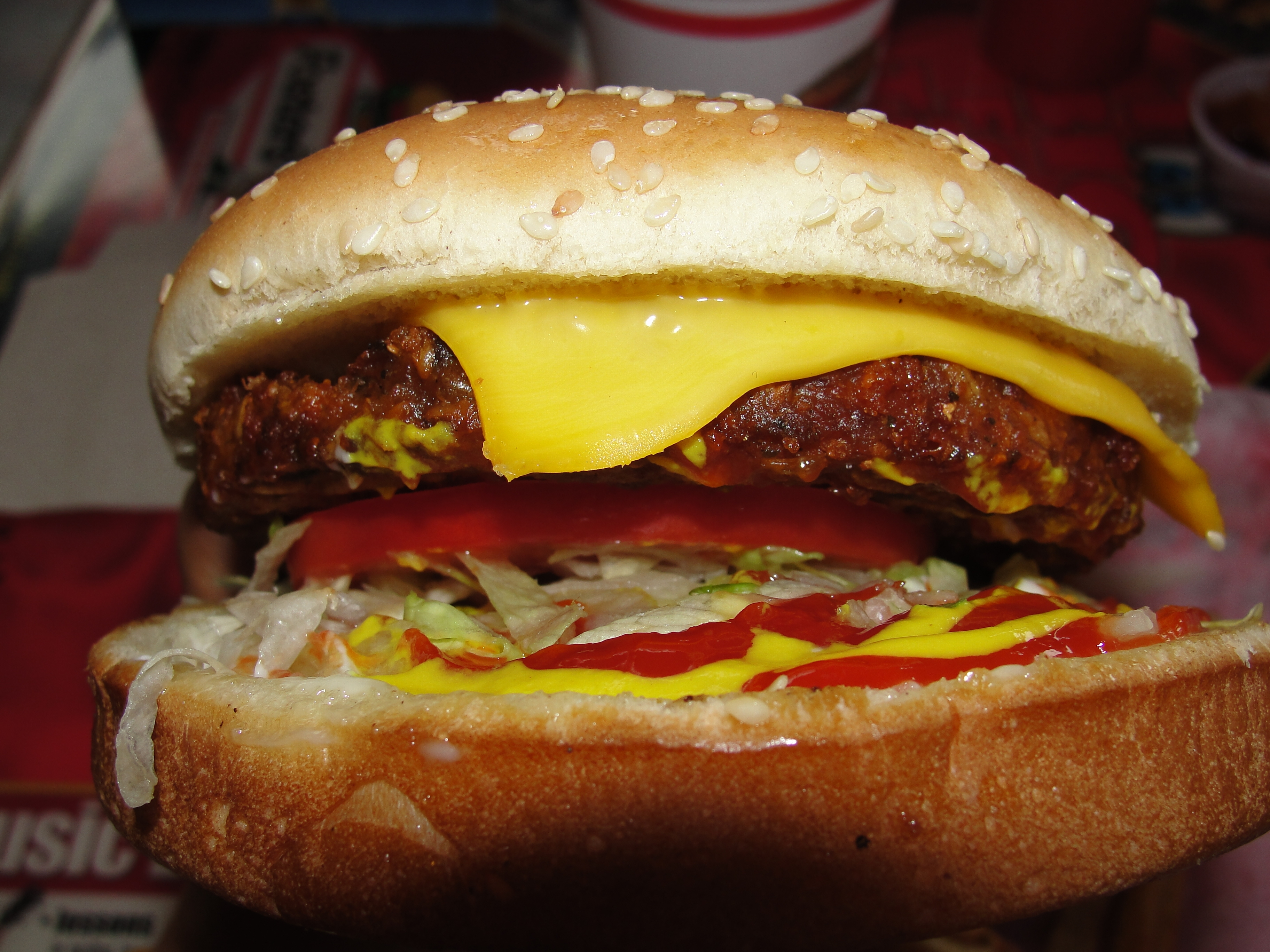 A Mother's Day Meal | Grandma's Backyard within Backyard Garden Burger Foster Grille