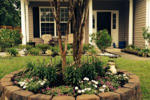 Best 25+ Front Yard Landscaping Ideas   Pinterest   Front Yards within Backyard Garden Ideas With Trees