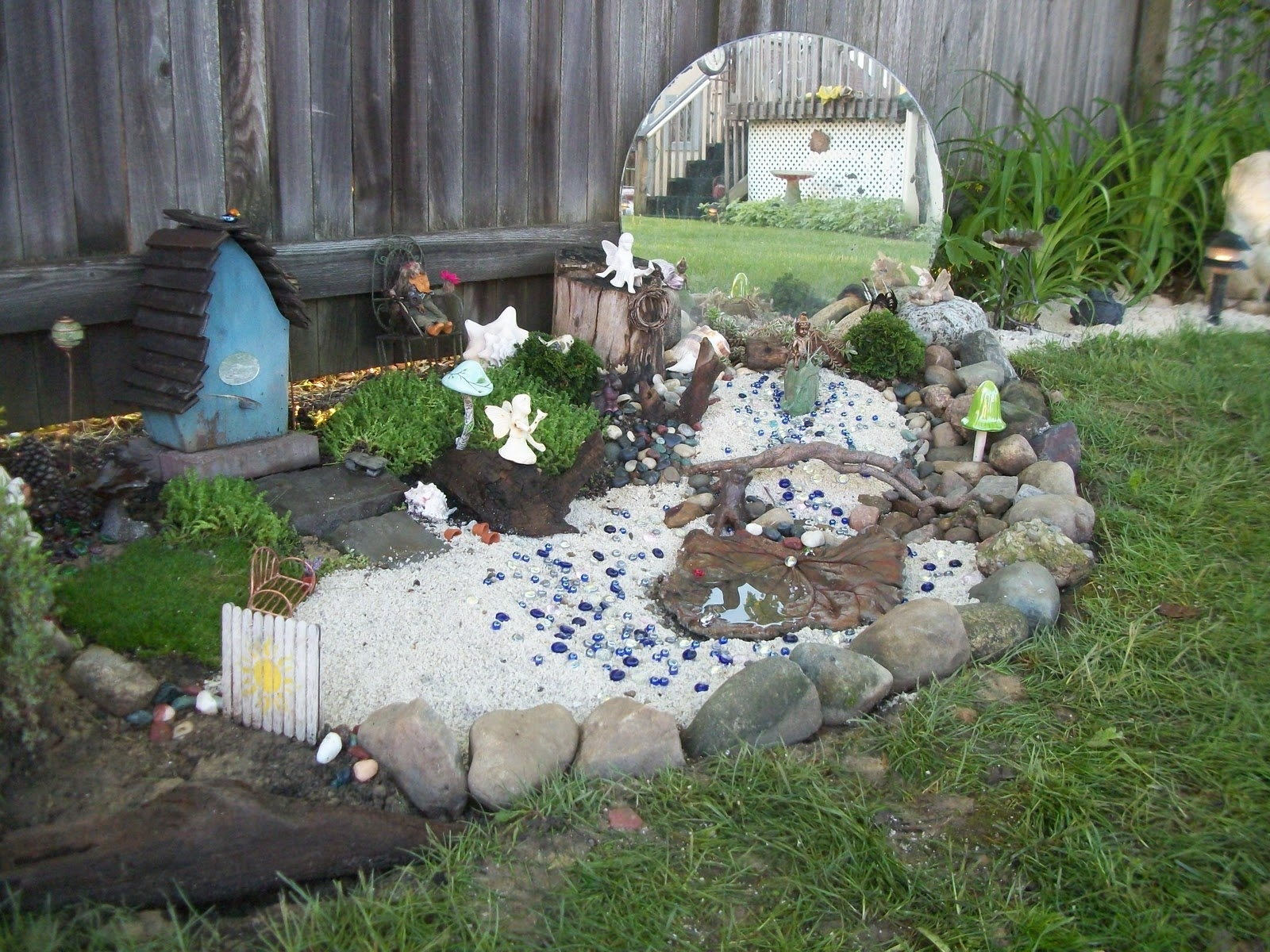 Fairy Gardens Garden - Dma Homes | #21375 pertaining to Backyard Fairy Garden Ideas