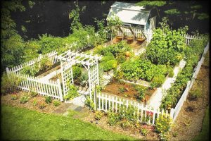 Fine Gardening Excellent Ideas Nice Design Beautiful Backyard intended for Backyard Garden House Plans