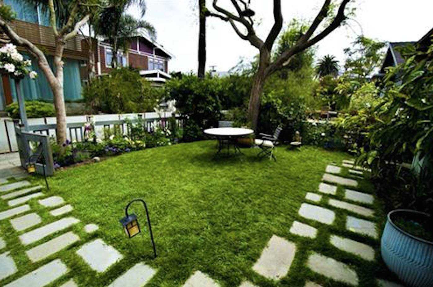 Four Leaf Landscaping Horticulture Services Contractors Company with Backyard Garden In India