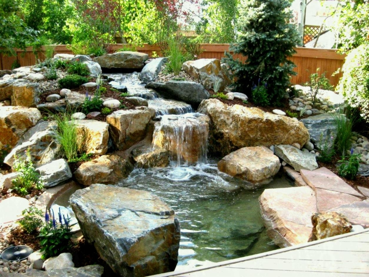 Full Size Of Decoration Adorable Outdoor Water Fountains Design With throughout Backyard Garden Water Features