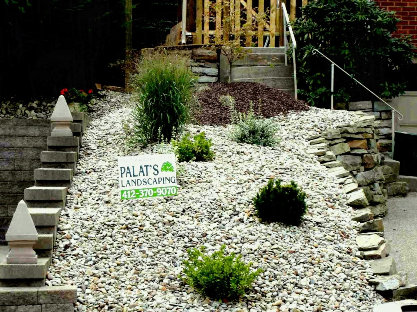 Full Size Of Exterior Rock Stone Landscaping Ideas Design With Wall within Backyard Garden With Rocks