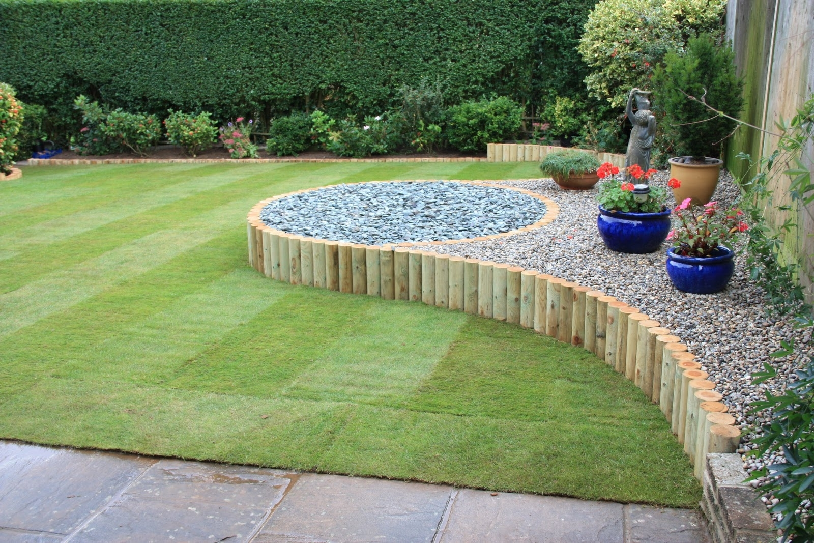 Garden Ideas : Simple Backyard Landscaping Ideas Best With Images Of intended for Simple Backyard Garden Plans