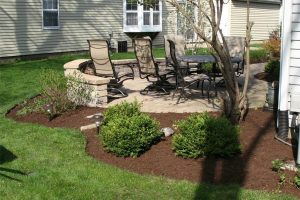 Garden Ideas : Simple Backyard Patio Ideas The Concept Of Backyard throughout Backyard Patio And Garden Ideas