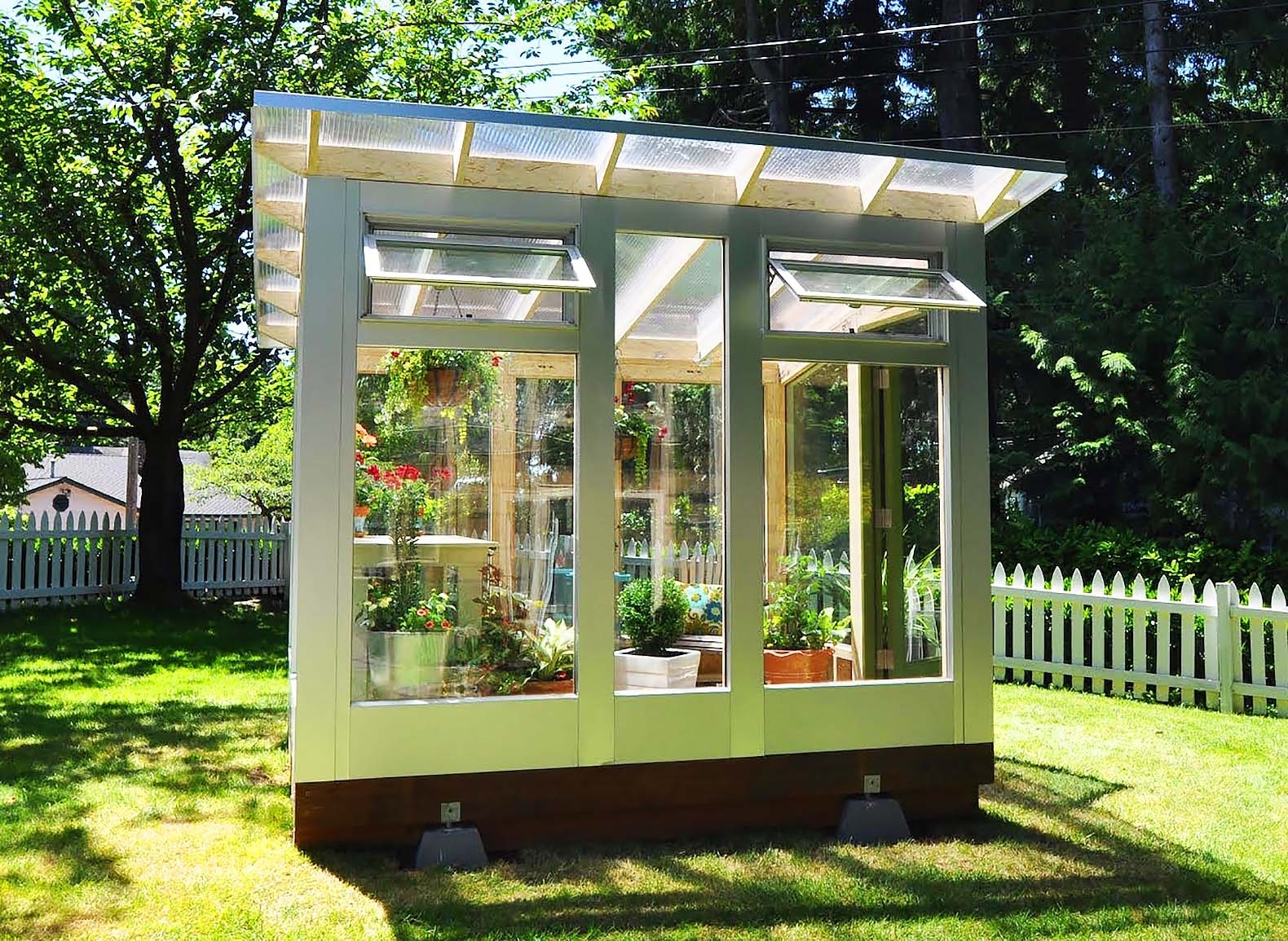 Garden Shed | Inhabitat - Green Design, Innovation, Architecture pertaining to Backyard Garden With Shed