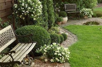 Gorgeous Front Yard Garden Landscaping Ideas (21 | Pinterest inside Backyard Garden Landscape Ideas