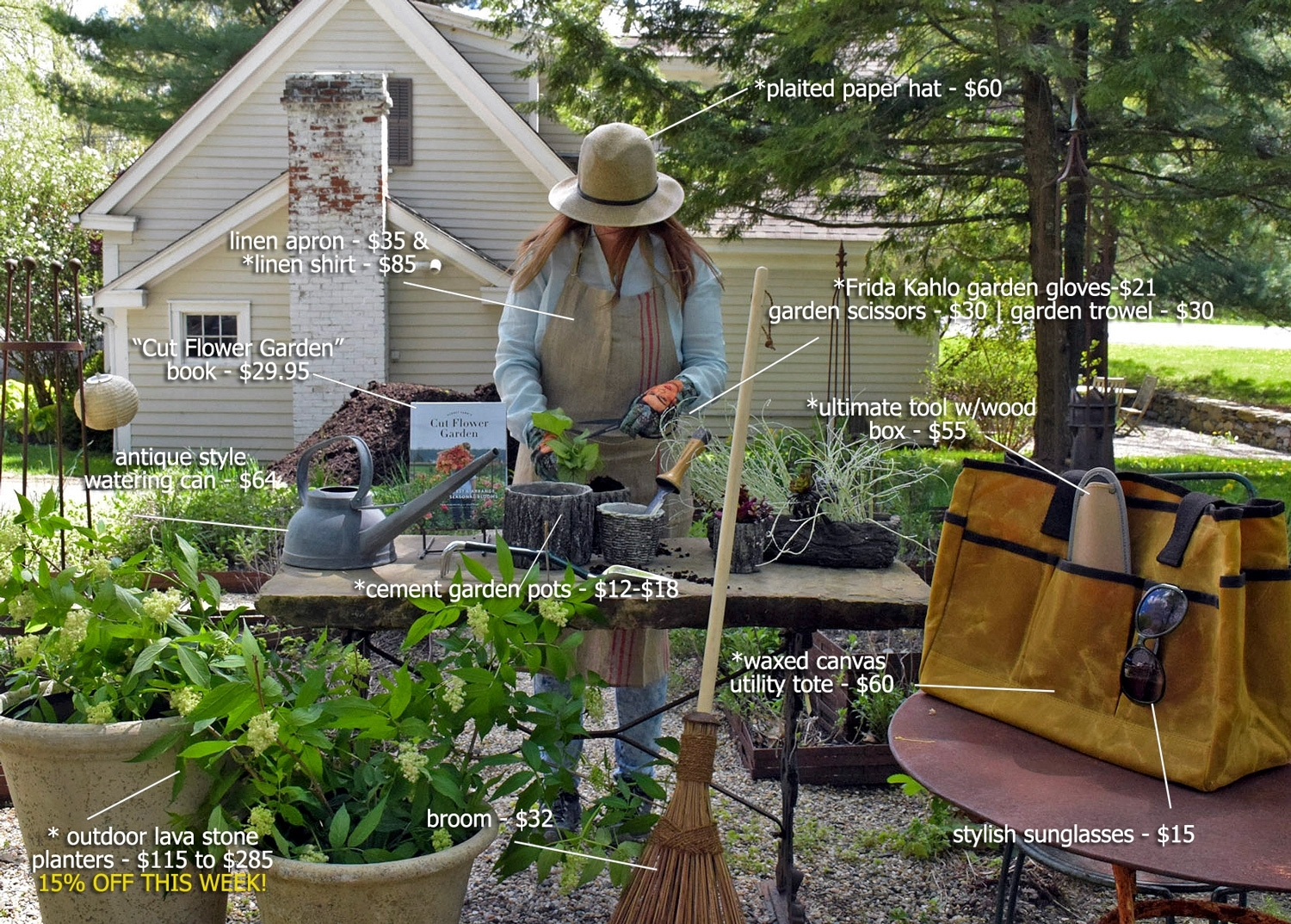 Inspired Gifts For Mom… | Hammertown pertaining to Backyard Garden Pine Plains Ny