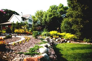 Rock Garden Ideas To Implement In Your Backyard ~ Garden Design For Home with regard to Backyard Natural Garden Ideas