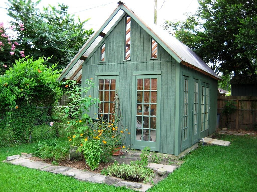 Storage Garden Shed Ideas : Home Reviews - Best Garden Shed Ideas within Backyard Garden Shed Ideas