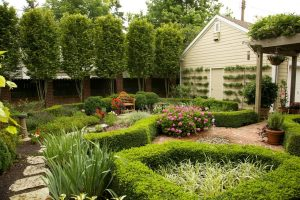 Turn Your Own Backyard Into A Garden You Want To Travel To   Worldation with Backyard Garden With Trees